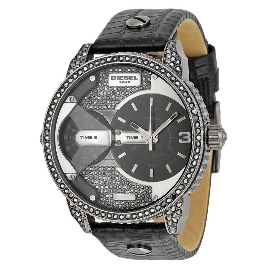 a3071ae18903 Reloj Diesel Mini Daddy Dual Time mujer DZ7328 in 2019