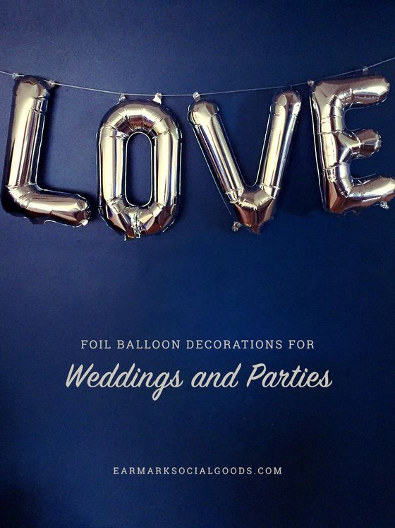 Lovely silver party balloons.
