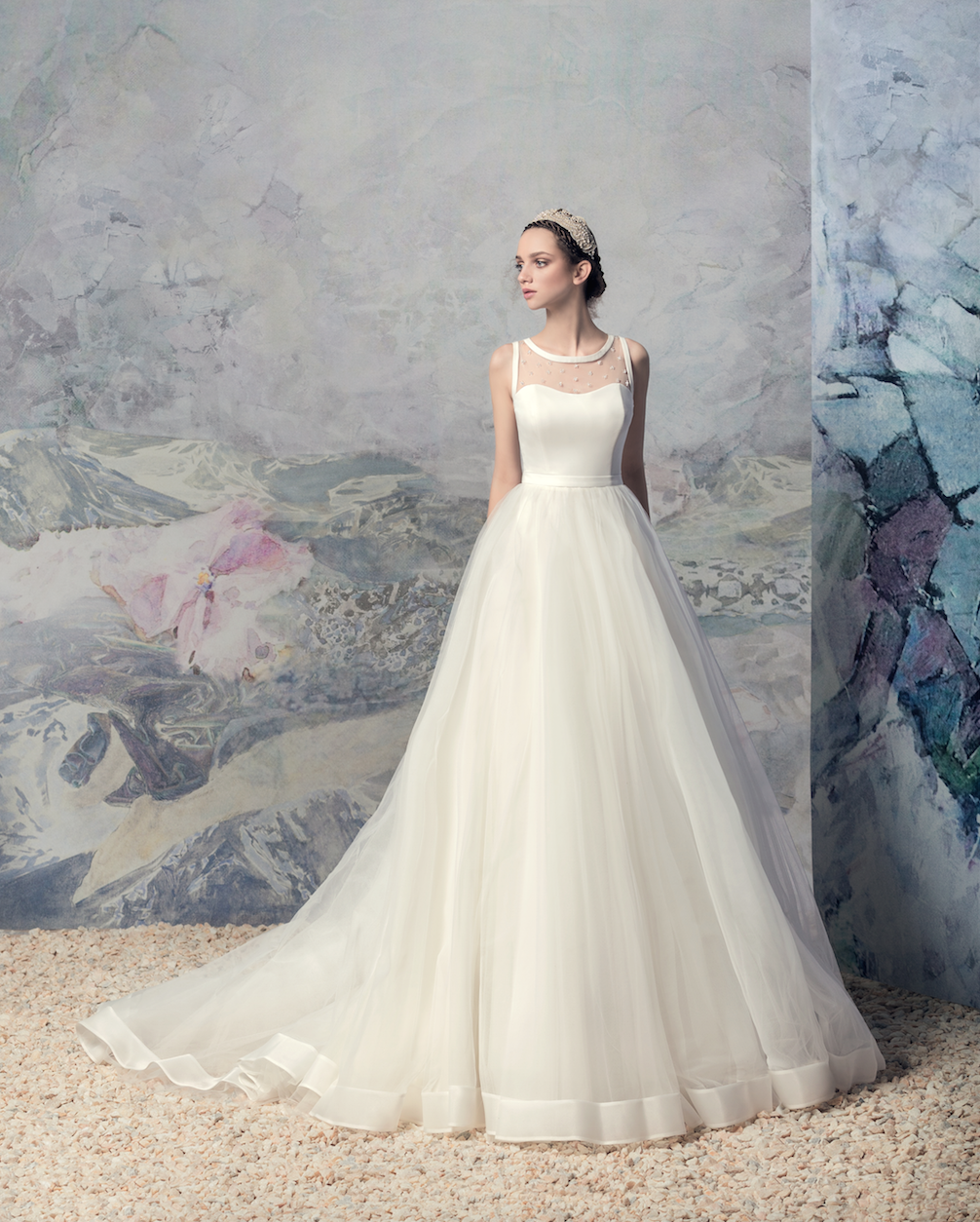 Design your own wedding dress near me  Selecting a wedding dress is more than just a fitting itus a memory