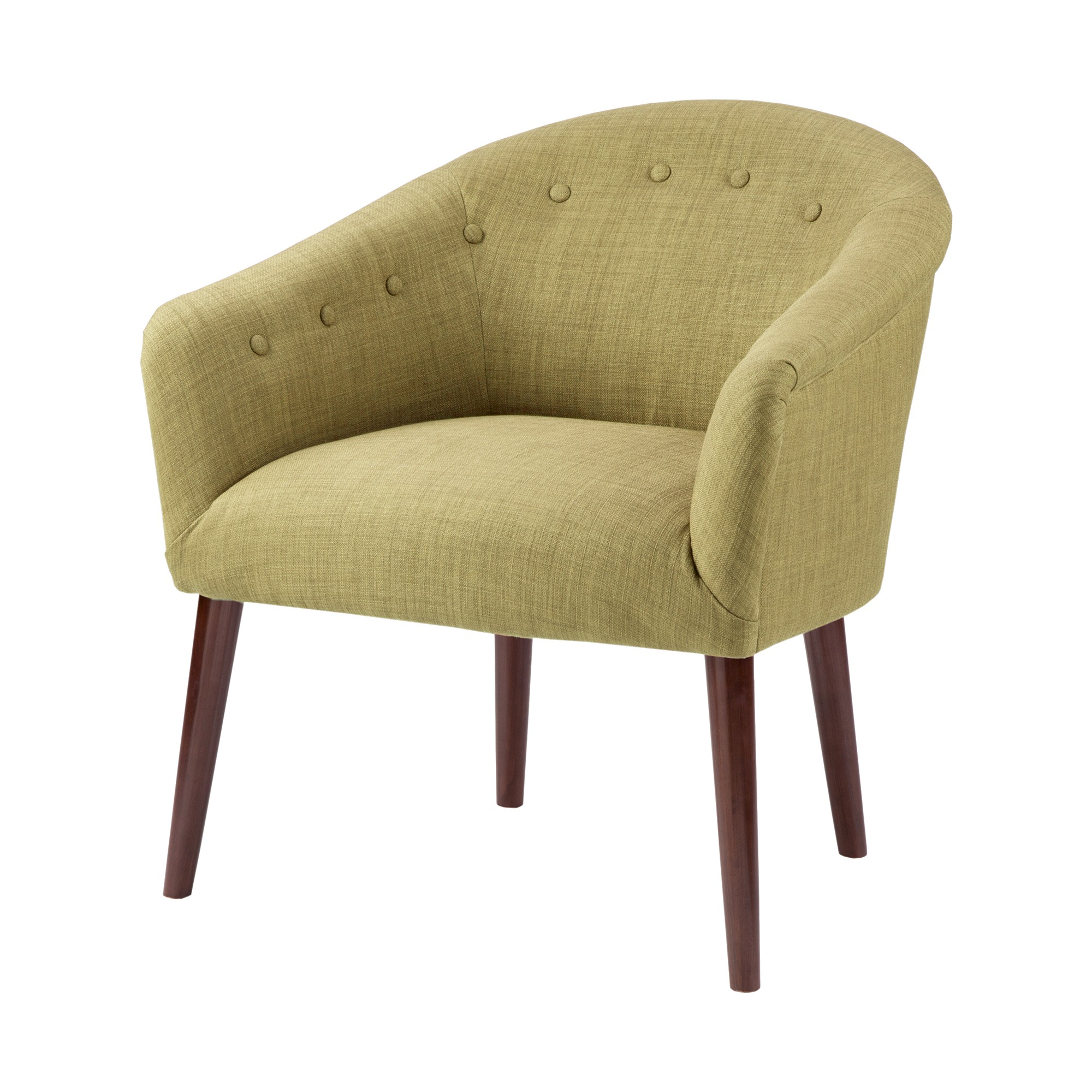 Green Upholstered Chair Upholstered Chair Yellow Green Products Upholstered Chairs