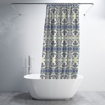 World Menagerie Moana Uptight Rows 2 Piece Shower Curtain Set Colour Yellow Green Luxury Shower Curtain Luxury Shower Shower Curtain Sets