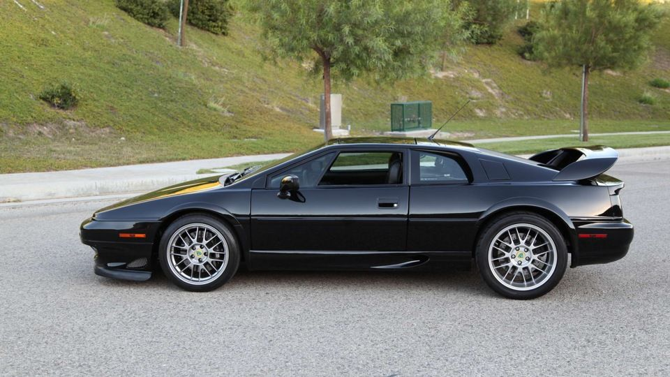 Lotus Esprit V8 35 Twin Turbo Owner Review Drive Hot Rods