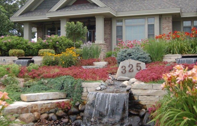 25 Rock Garden Designs Landscaping Ideas for Front Yard Rock