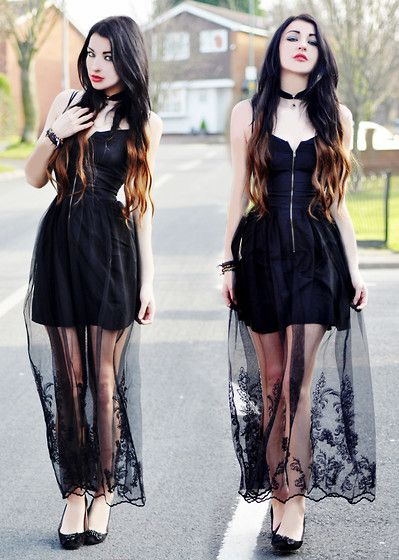 9215e8bfcf97 LE CORBEAU (by KILLY NICOLE) http   lookbook.nu look
