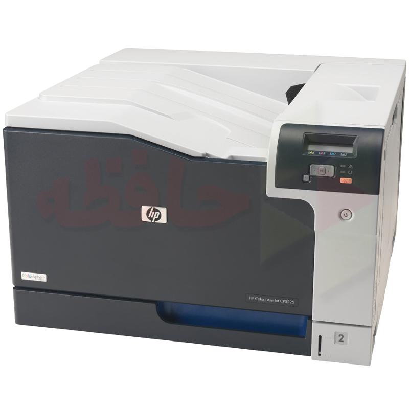 پرينتر ليزري رنگی اچ پي مدل Hp Laserjet Professional Cp5225dn With Images Office Machines Electronic Products Usb