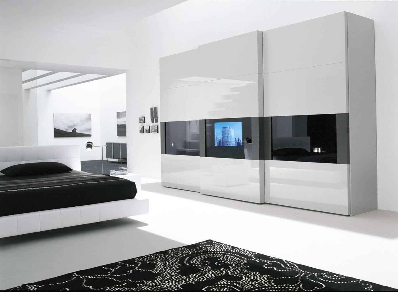 Modern Wardrobe Designs For Bedroom bedroom wardrobe closets 3 35 Modern Wardrobe Furniture Designs