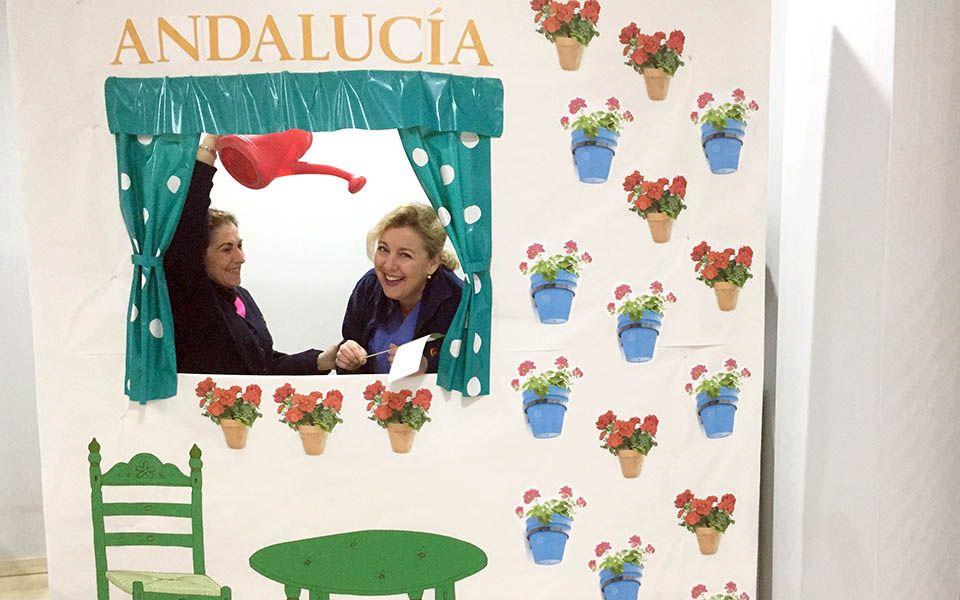 Celebración Del Día De Andalucía Dia De Andalucia Manualidades Andalucía