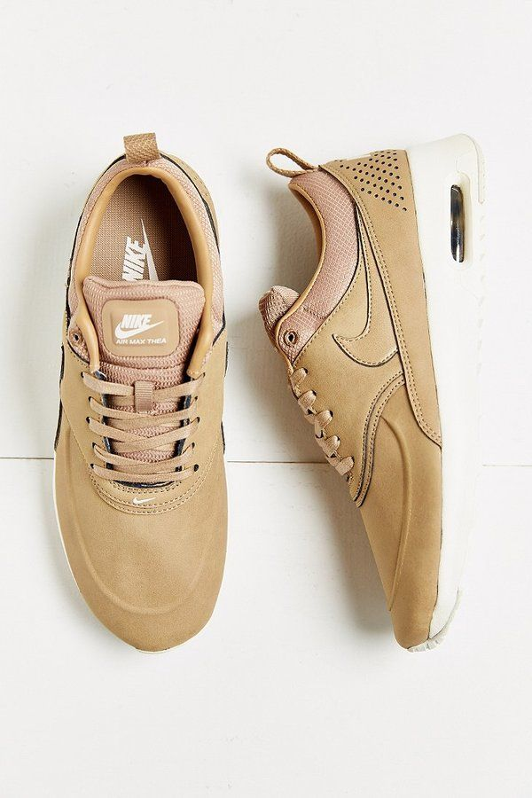 6518a15f11 Nike Air Max Thea Premium Sneaker | CLOTHING | Nike shoes cheap ...