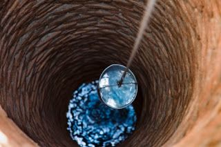 """""""What's Down in the Well Comes Up in the Bucket"""" - Growing in His Glory"""