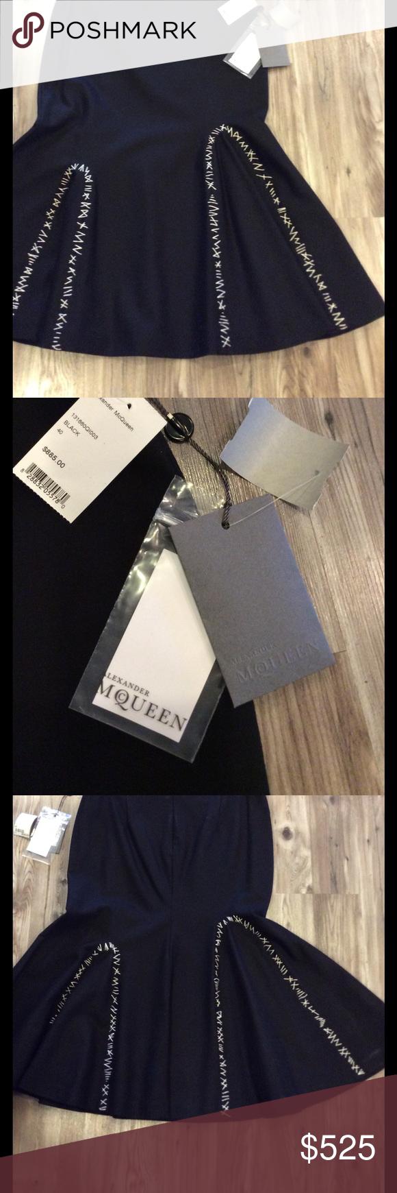 Alexander McQueen size 40 skirt Bnwt Retails for $885 - brand new Alexander McQueen Skirts