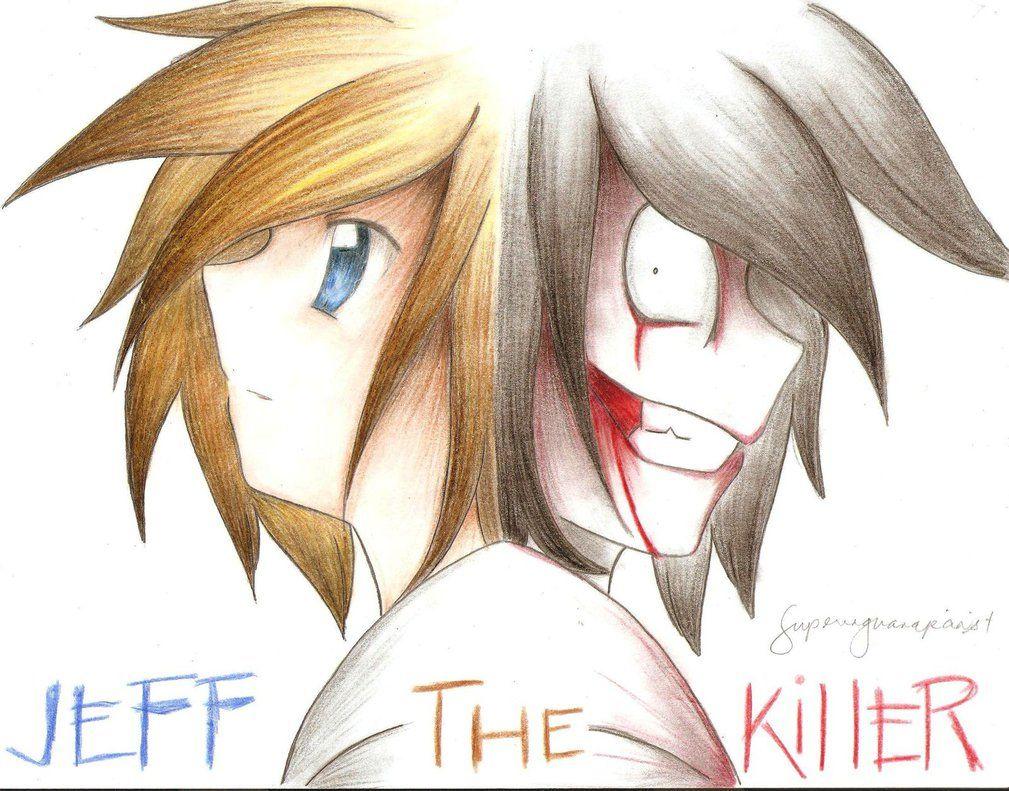 Pin En Creepypasta Jeff The Killer