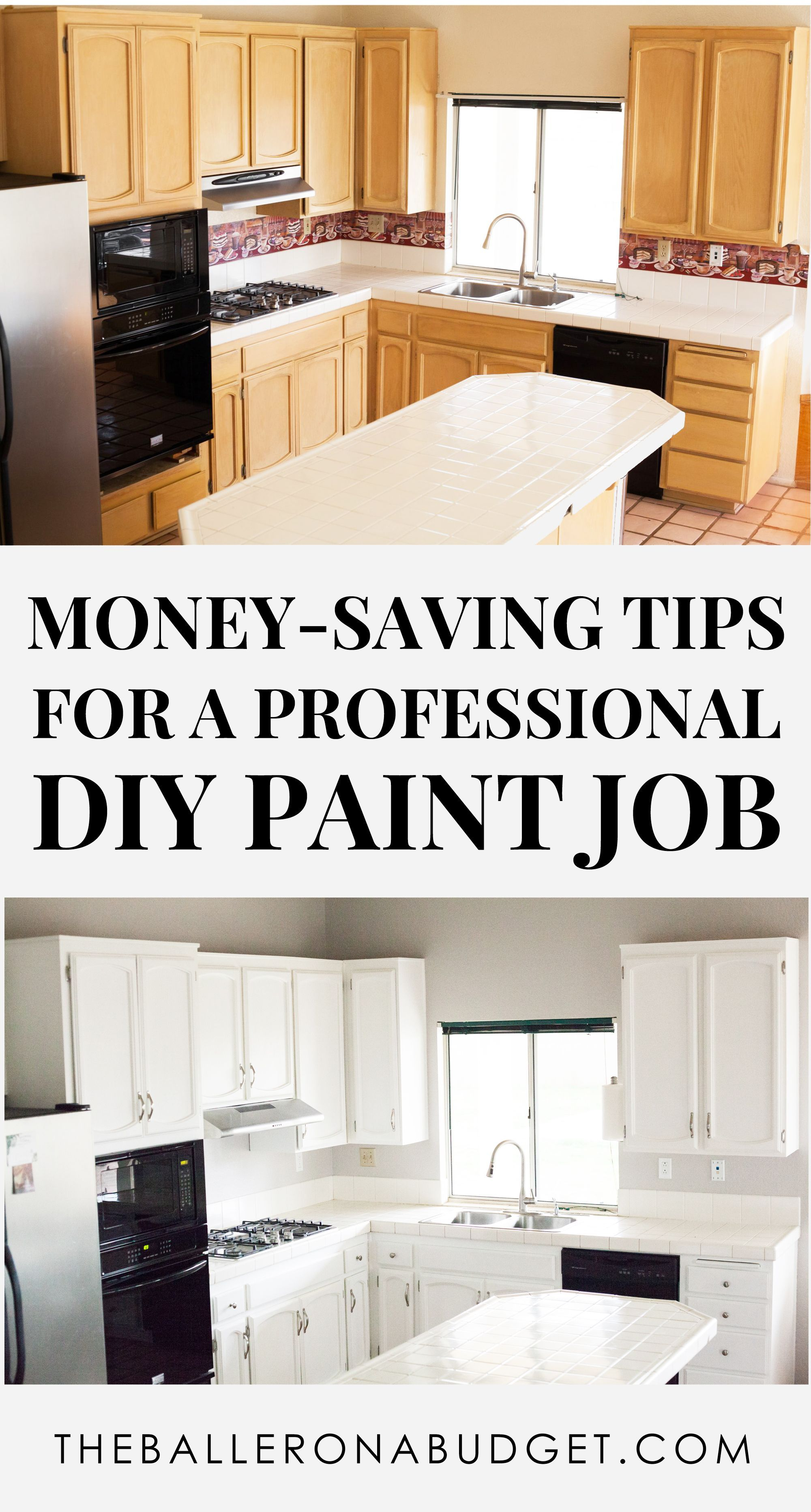 Expensive Or Cheap Paint For My Walls Hire Painters Or Do It Myself What Kind Of Brushes Do I Need Diy Kitchen Renovation Cheap Kitchen Cabinets Diy Kitchen