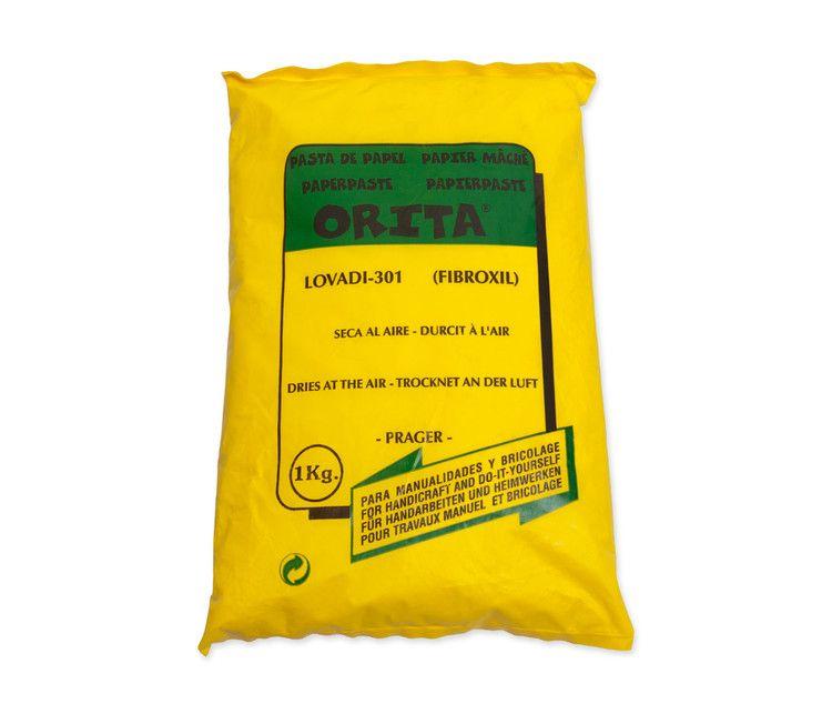 Pasta de papel Lovadi-301, bolsa 1 kg