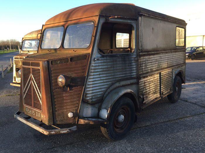 citro n hy 1962 les citroens pinterest camionnette bus et voitures. Black Bedroom Furniture Sets. Home Design Ideas