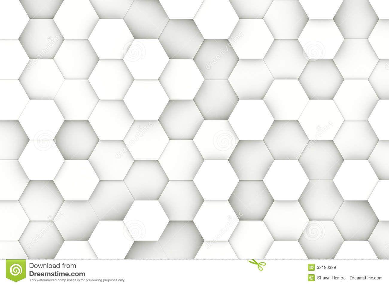 3d hexagon pattern stock vector image 54997696 - Fond Moderne D Hexagone Hexagonsstock