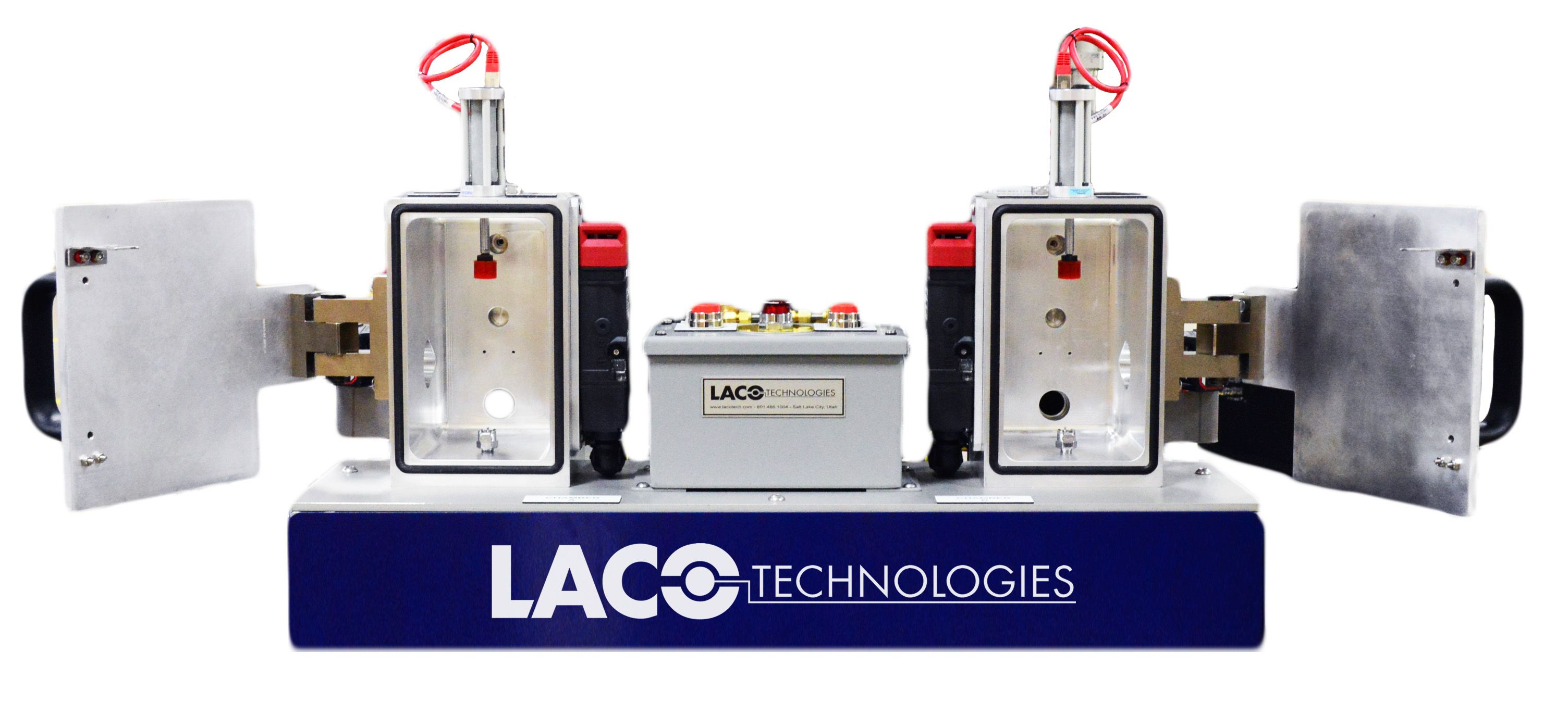 Pin by LACO Technologies on Leak Testing Solutions