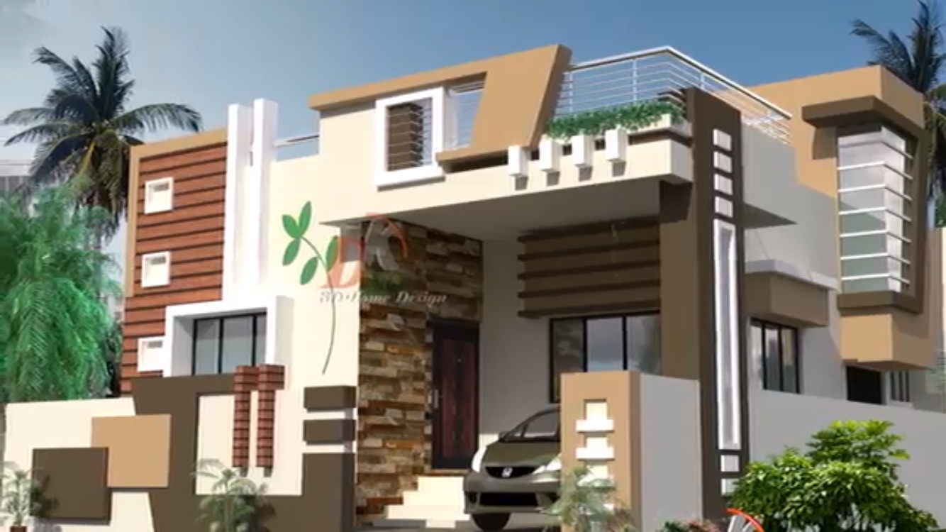 Pin By Harish Khandke On Elevation House Front Design Small House Design Bungalow House Design