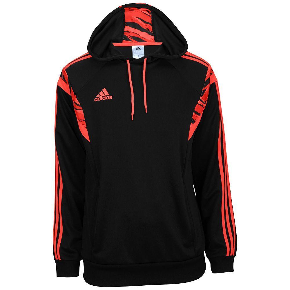 Adidas Men's Speedkick Condivo Hoodie (WhiteBlack) | Adidas