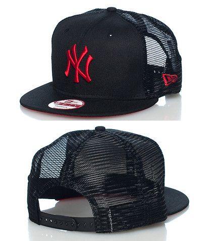 NEW ERA NY YANKEES MLB SNAPBACK CAP-5RzRKgzg  8c93fbd92