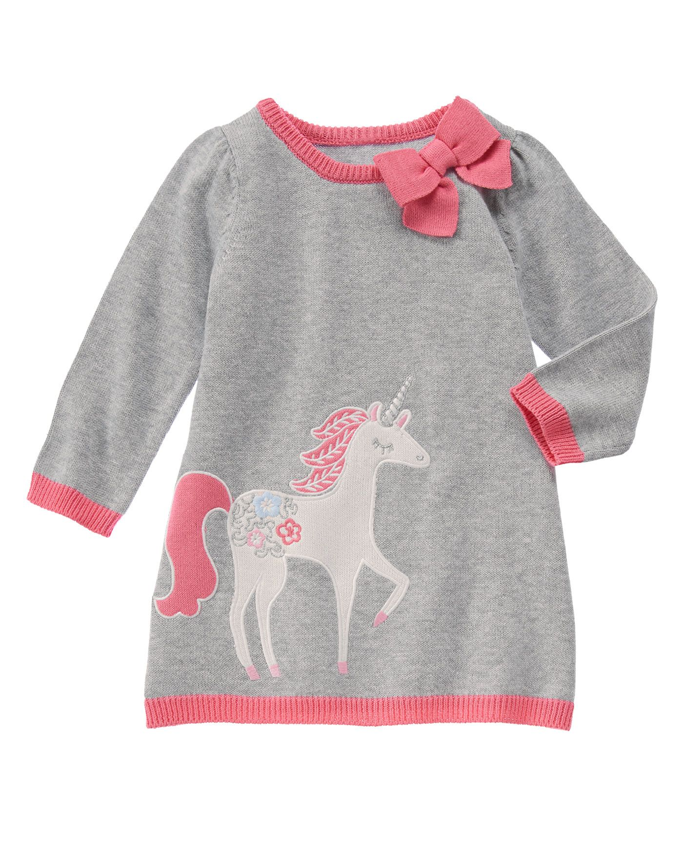 8fcddd2f6b32 Unicorn Sweater Dress Unicorn Dress Toddler, Unicorn Kids, Toddler Sweater  Dress, Unicorn Horse