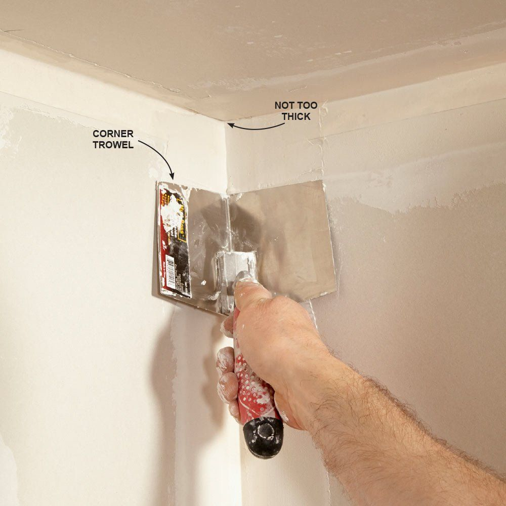 Create Smooth Walls A Mudslinger S Guide Drywall Installation Smooth Walls Diy Home Improvement