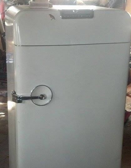 1949 Frigidaire Refrigerator Vintage Near Mint Condition
