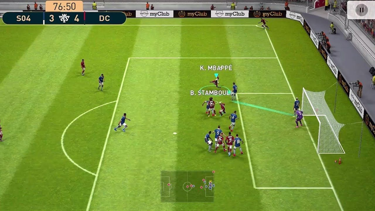 2019 #Android #ballopeningpes2019mobile #DroidCheat #fifa