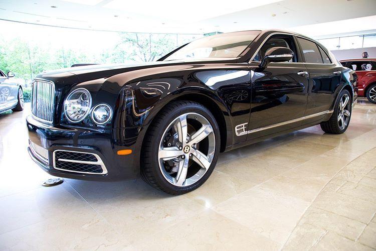 Bentley Bentley Mulsanne Luxury Sedan Bentley Car