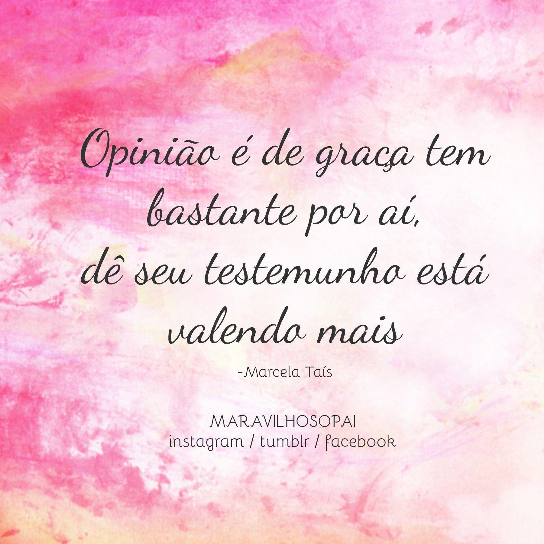 #maravilhosopai #fé #faith #amor #godbless #citações #pensamentos #marcelataís #testemunho