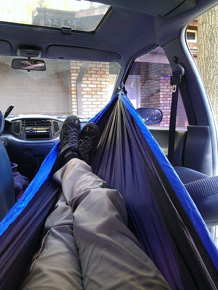 Previa Hammock Camping Van Life And Rv