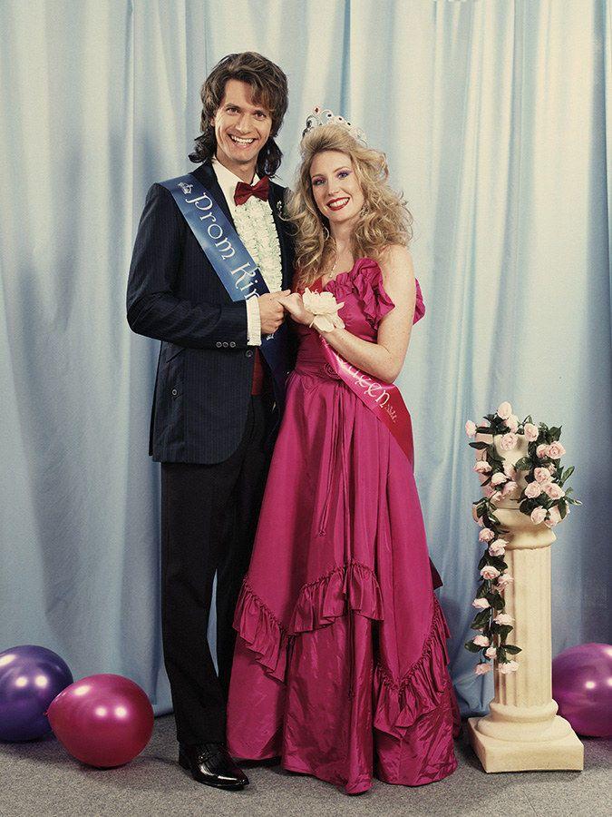 80s Prom Night