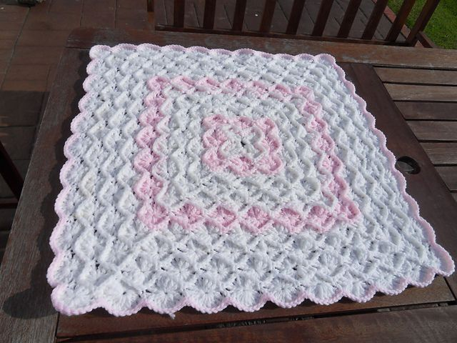 Ravelry: Project Gallery for Fall Comfort Throw pattern by ...