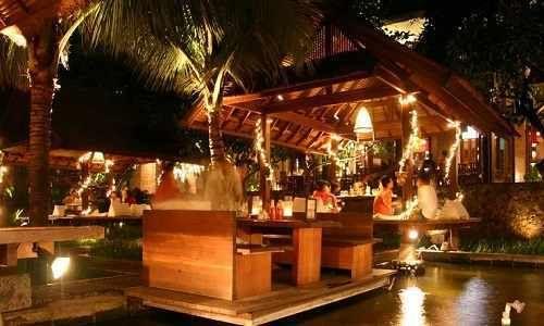 Atmosphere Bandung - Romantic Cafe & Resto   Wisata Bandung