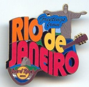 Hard Rock Cafe Rio de Janeiro