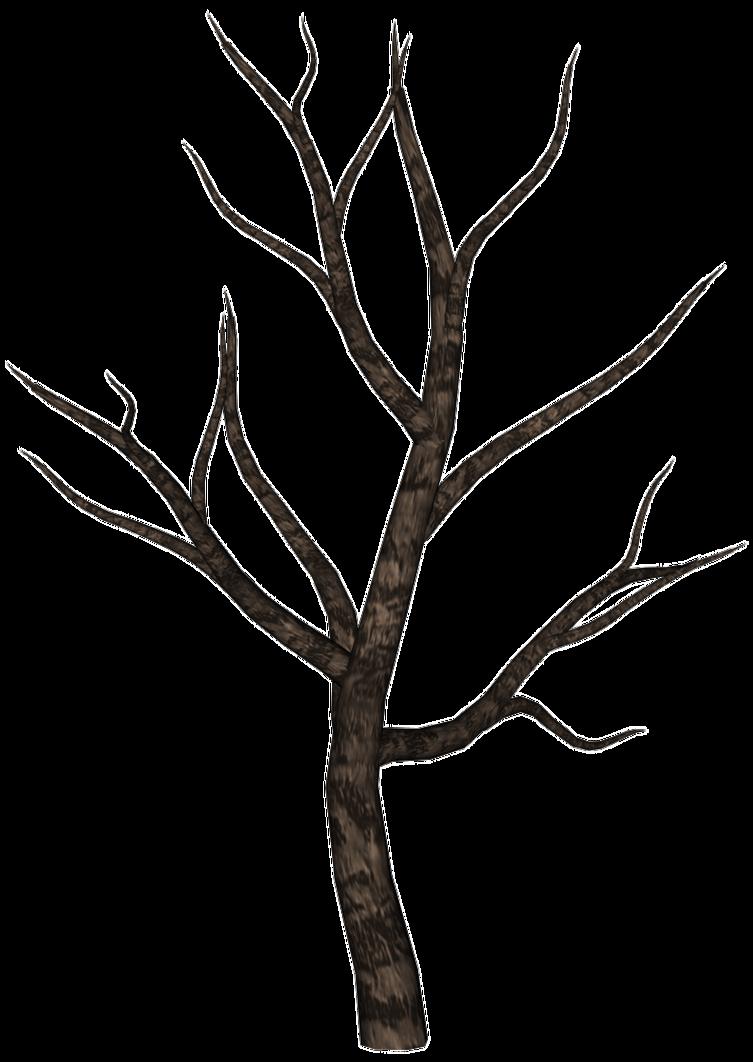 spooky tree spooky tree 02 by Ecathe Tree drawing