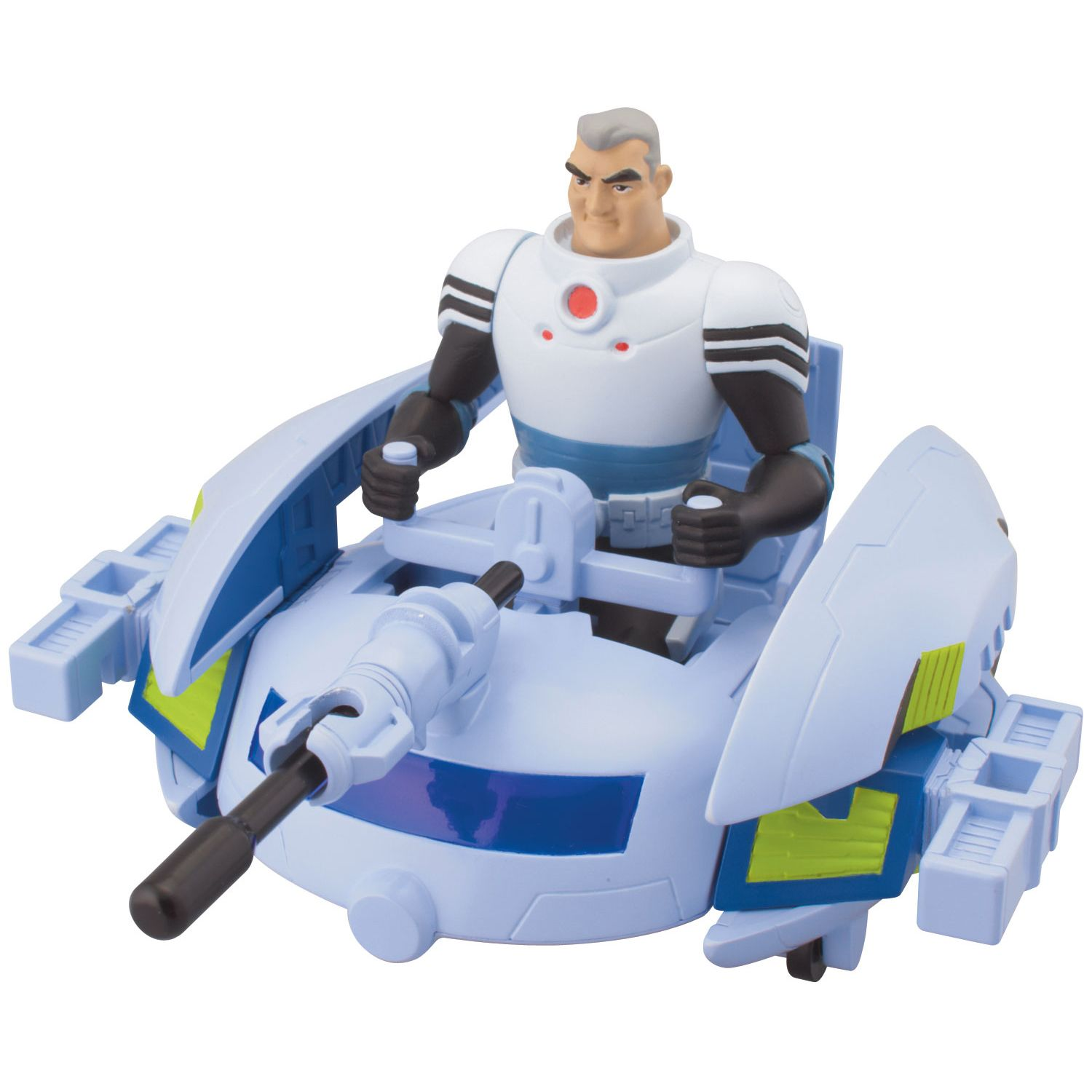 Ben 10 Ultimate Alien Vehicles Plumber Space Ship With