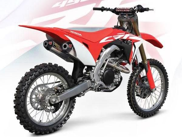 Pro Circuit Exhaust For 2017 Honda CRF450R
