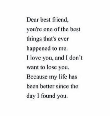 Best Thing That Ever Happen To Me Inspirational Friends Best
