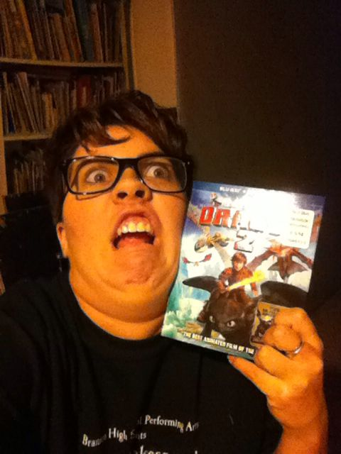 Httyd2 is now on DVD