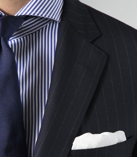 f3d95ad6f4102e Can´t fail with this combination of shirt and tie | Look Book | Mens ...