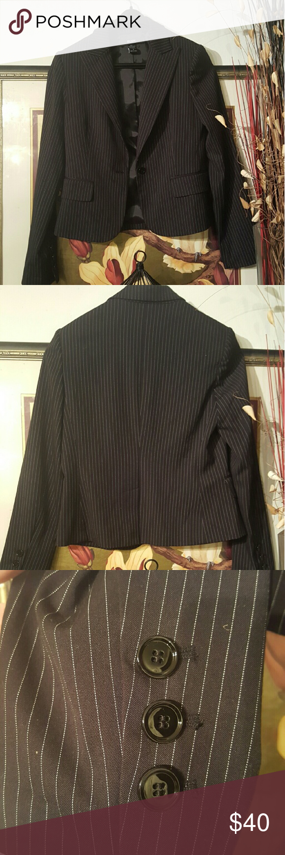 Spotted while shopping on Poshmark: NWOT BODY By Victoria work blazer !!!! #poshmark #fashion #shopping #style #Victoria's Secret #Jackets & Blazers