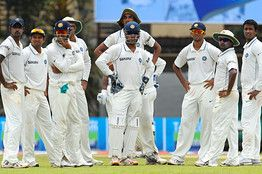 India hoping to turn the Test series around