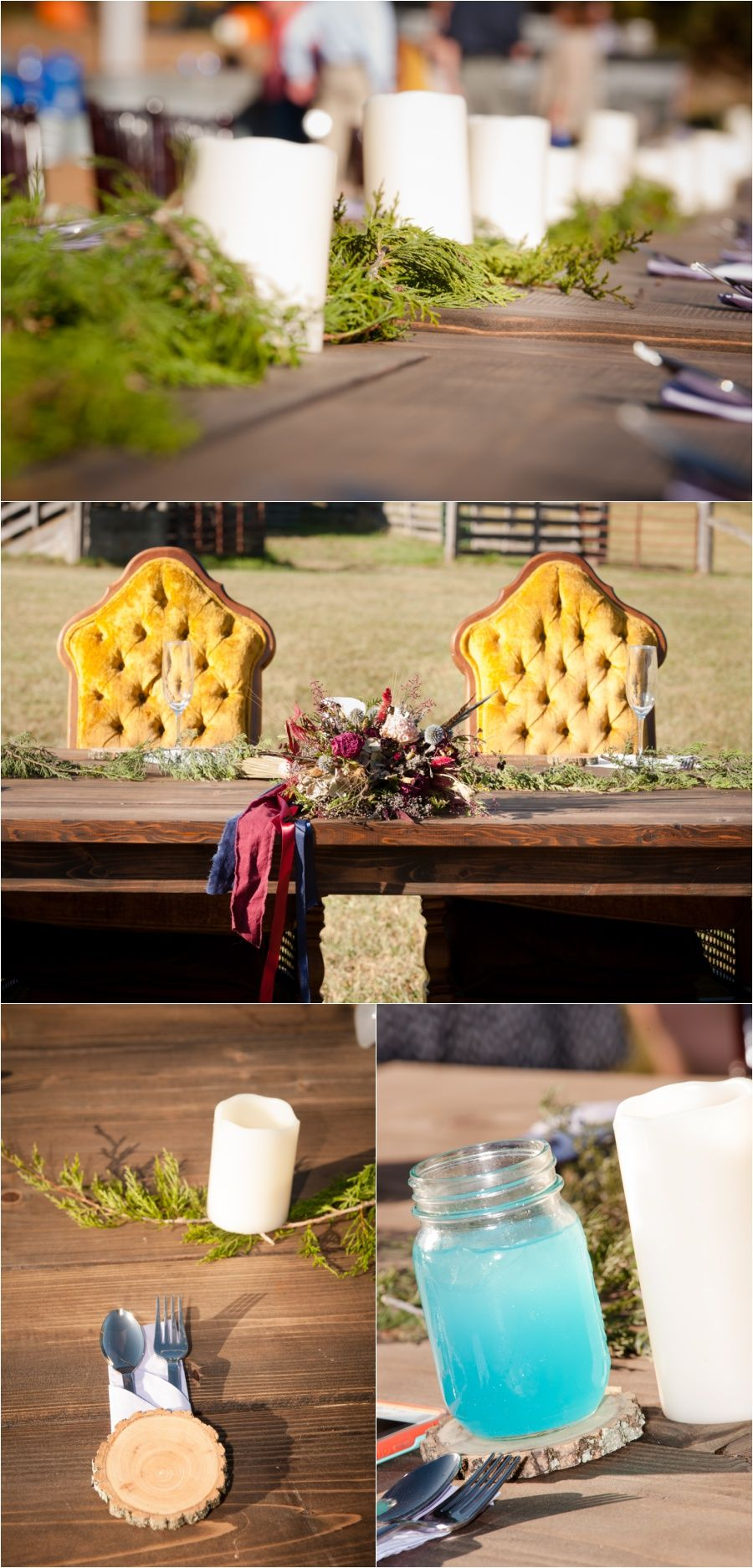 Wedding courtney brandon wedding decor pinterest wedding