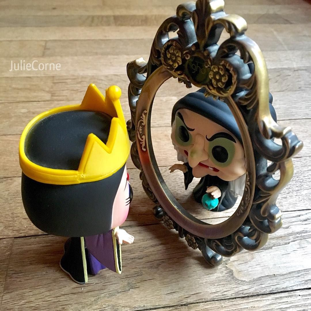 Magic Mirror On The Wall Who S The Fairest Of Them All Disney