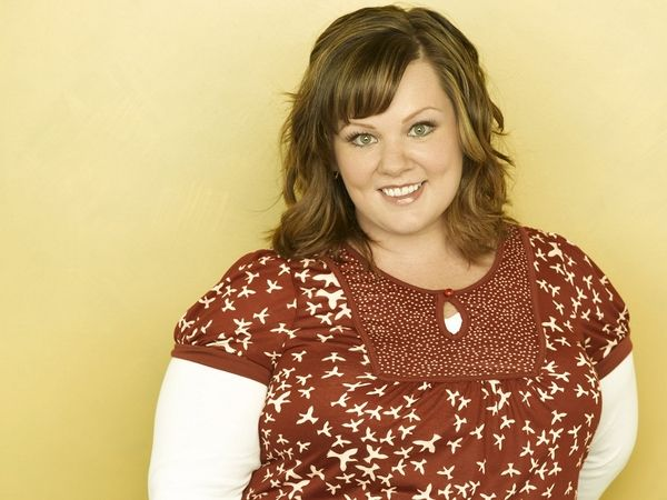 Melissa Mccarthy Hairstyles Melissa Mccarthy Light Brown Short Wavy Hair  My Style  Pinterest