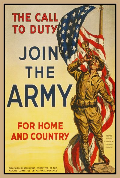 Join The Us Army Call Of Duty Large Metal Decor Wwi Vintage Poster Art Steel Sign Not Tin 24x36 Joining The Army Military Poster Army Poster