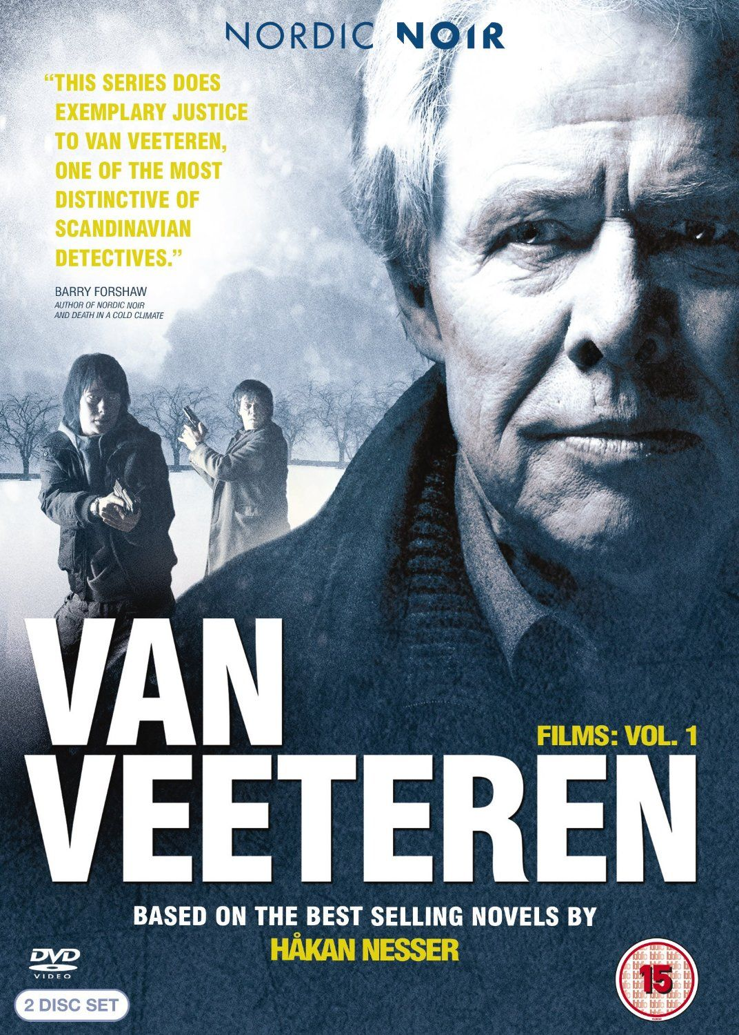 Van Veeteren Jpg 1072 1500 Best Selling Novels Mystery Thriller Film