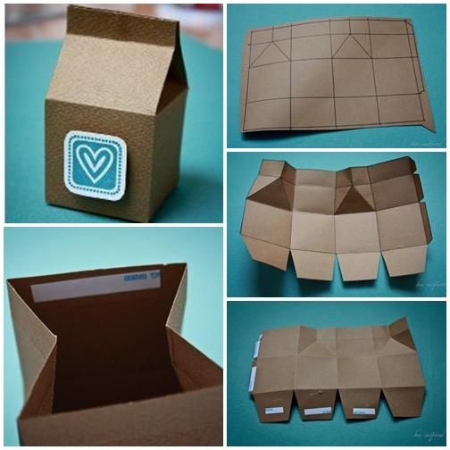 Best 25 paper boxes ideas on pinterest diy box paper for Paper containers diy