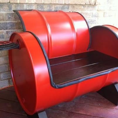 ♔ REPURPOSED HOME HEATING OIL TANK #FIXIT | CONSERVATION/RE