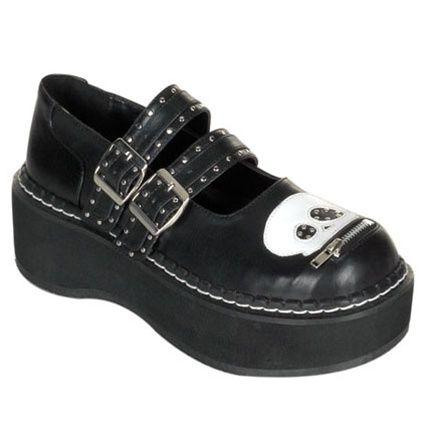 Demonia Emily Mary Jane Shoes